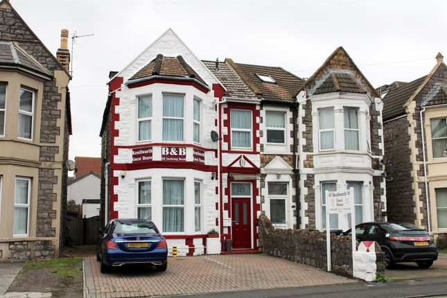 Thumbnail Property for sale in Locking Road, Weston-Super-Mare