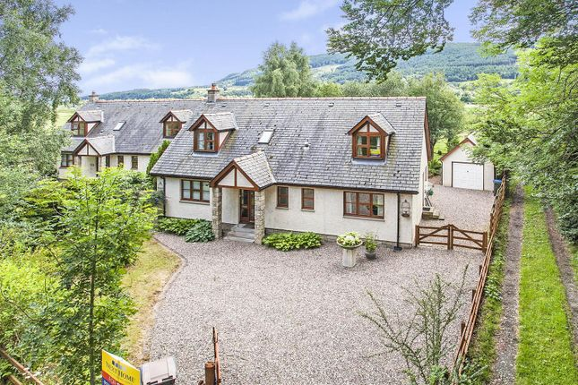 Thumbnail Detached house for sale in Iona, East Haugh, Pitlochry