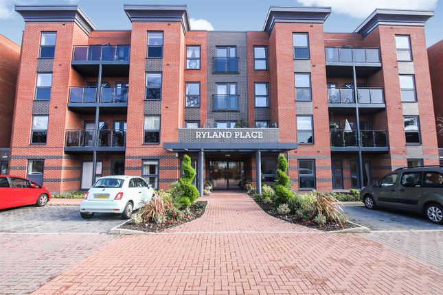 Thumbnail Flat for sale in Ryland Place, Norfolk Road, Edgbaston, Birmingham, West Midlands