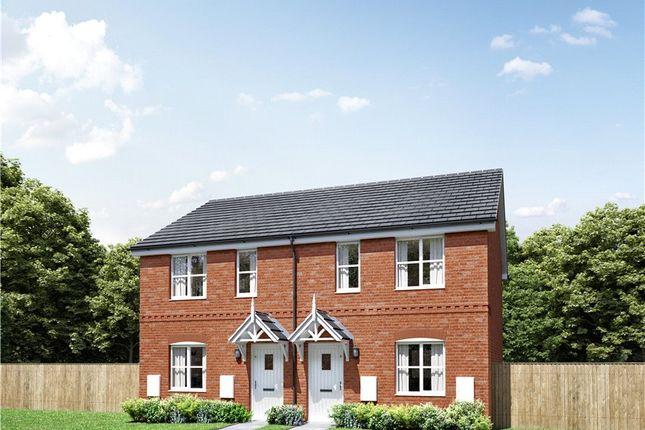 Thumbnail Semi-detached house for sale in Hollins Lane, Forton, Preston