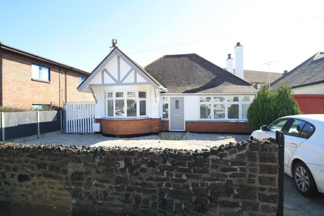 Thumbnail Bungalow to rent in Hobleythick Lane, Westcliff-On-Sea