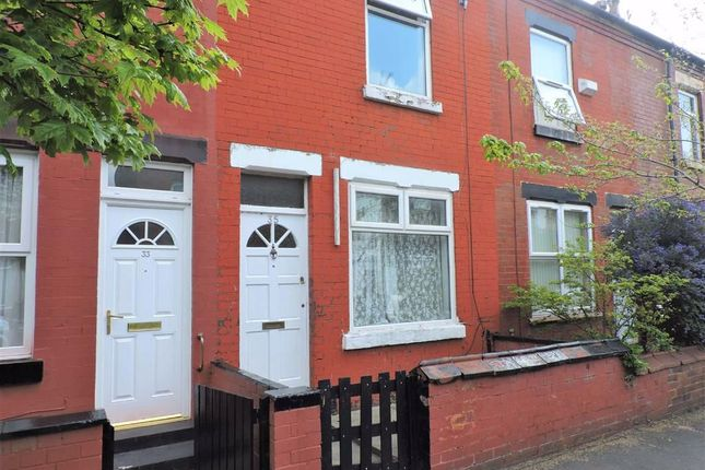 Thumbnail Terraced house to rent in Randolph Street, Levenshulme, Manchester