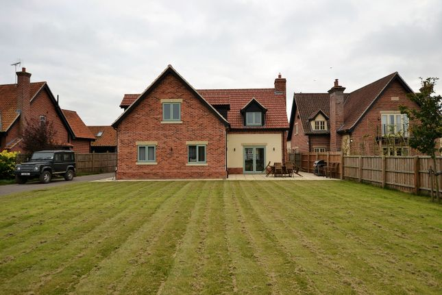 Thumbnail Detached house for sale in East Harling, Norwich, Norfolk.