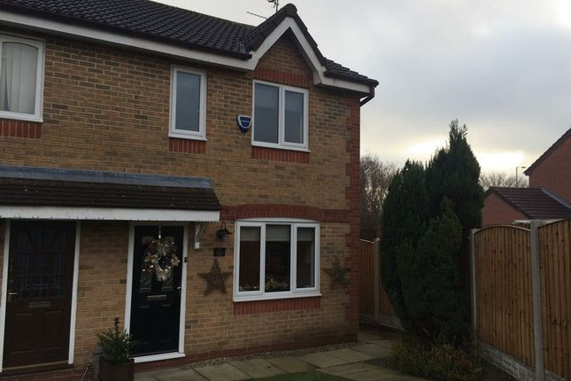 Thumbnail Semi-detached house to rent in Tremore Close, West Derby, Liverpool