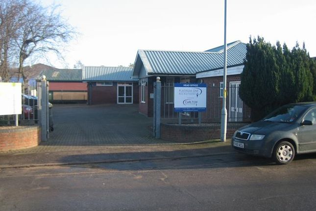 Thumbnail Office for sale in 2 Cornish Way, Lyngate Industrial Estate, North Walsham