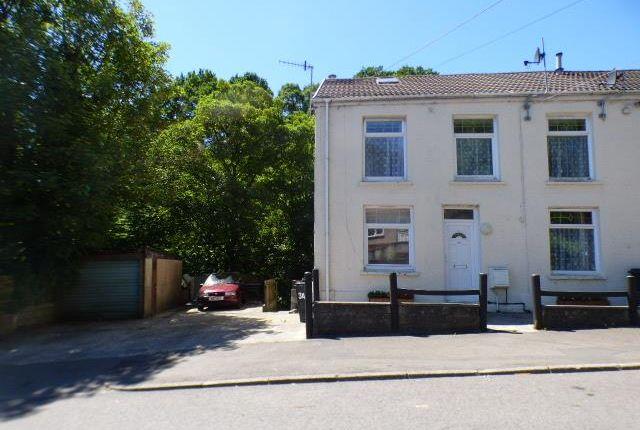 Thumbnail Flat to rent in James Street, Pontardawe, Swansea