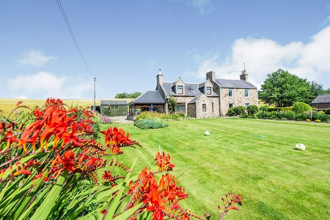 Thumbnail Semi-detached house for sale in Knockando, Aberlour, Moray