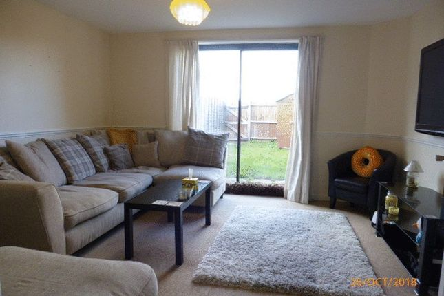 Thumbnail Terraced house to rent in Meadow Lea, Bishops Cleeve, Cheltenham