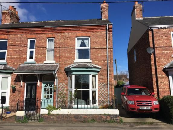 Thumbnail Semi-detached house for sale in Romany Road, Great Ayton, Middlesbrough