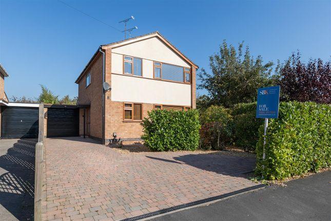 Thumbnail Detached house for sale in De Montfort Road, Kenilworth