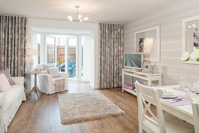 "Thumbnail Terraced house for sale in ""Bampton"" at Kepple Lane, Garstang, Preston"