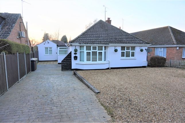Thumbnail Detached bungalow for sale in Bramble Drive, King's Lynn