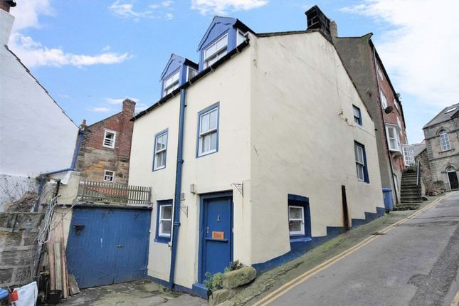 Thumbnail Detached house for sale in Beckside, Staithes, Saltburn-By-The-Sea