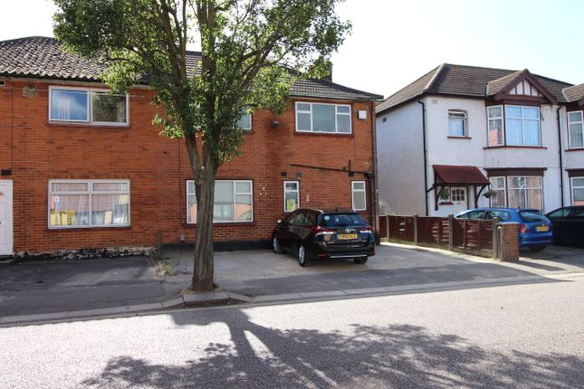 Thumbnail End terrace house to rent in Bramley Crescent, Gants Hill