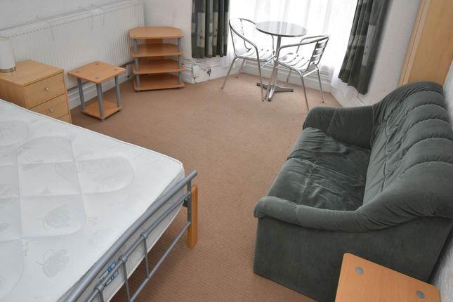Thumbnail Flat to rent in Mirador Crescent, Uplands, Swansea