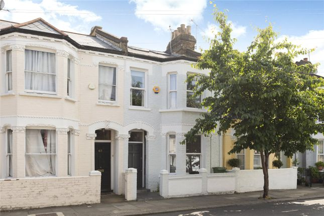 Thumbnail Terraced house for sale in Candahar Road, London