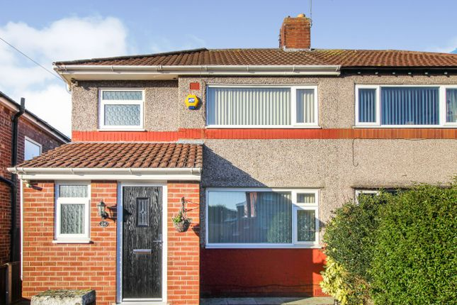 Thumbnail Semi-detached house for sale in Ashbourne Avenue, Bootle