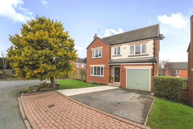 Thumbnail Detached house for sale in Saffron Meadow, Killinghall, Harrogate