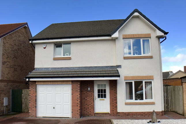 Thumbnail Detached house for sale in Cochrane Grove, Redding, Falkirk