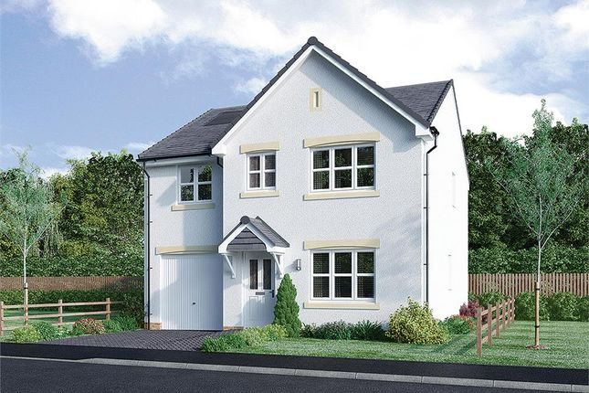 """Thumbnail Detached house for sale in """"Haig"""" at Queen Mary Avenue, Clydebank"""