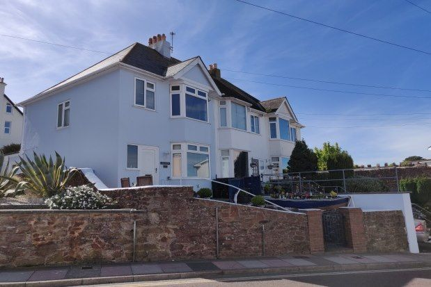 Thumbnail Semi-detached house to rent in Roundham Road, Paignton