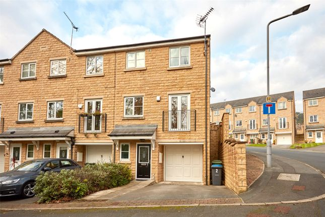3 bed end terrace house for sale in Lisset Mews, East Morton, Keighley, West Yorkshire