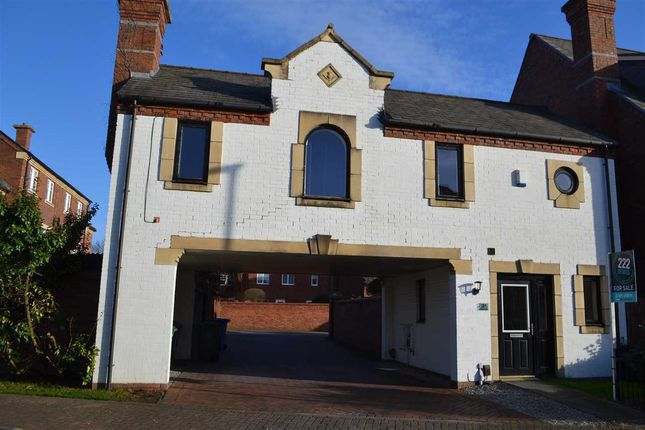 Thumbnail Property for sale in Stockdale Drive, Whittle Hall, Warrington