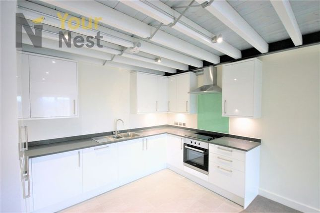 Thumbnail Flat to rent in Apartment 7, Belmont Waterside