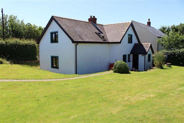 Thumbnail Cottage for sale in Wallaston Green, Hundleton, Pembroke