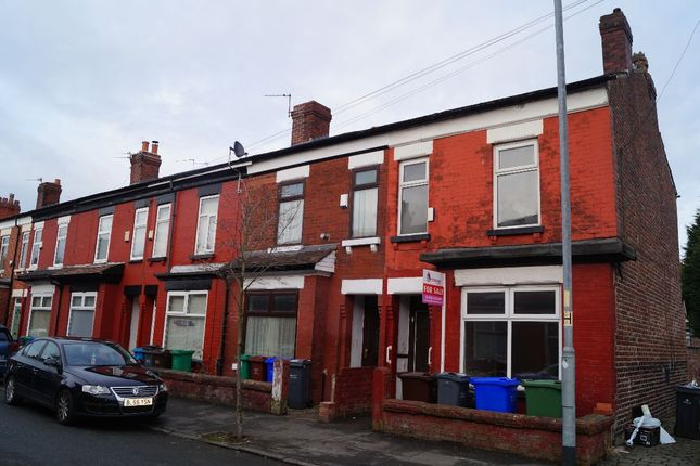 Thumbnail Terraced house for sale in Forest Range, Levenshulme