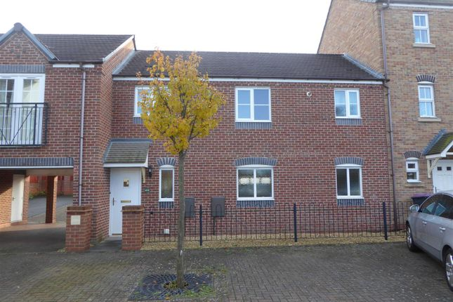 Thumbnail Detached house for sale in Saville Close, Wellington, Telford