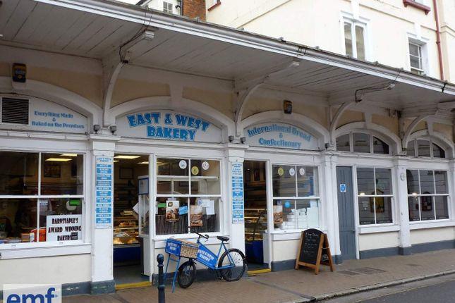 Thumbnail Retail premises to let in Barnstaple, Devon