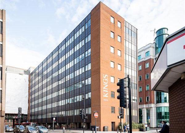 Thumbnail Office to let in Kings House, Kymberley Road, Harrow, Greater London