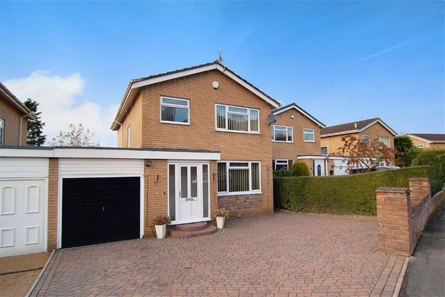 3 bed link-detached house for sale in Harvey Road, Congleton