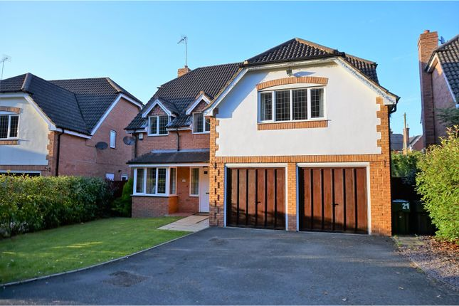 Thumbnail Detached house for sale in Kinver Drive, Stourbridge