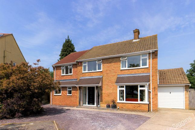 5 bed detached house for sale in Shernolds, Maidstone ME15