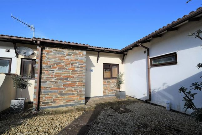 Thumbnail Bungalow for sale in 2 Bed Bungalow, Kala Fair, Bideford