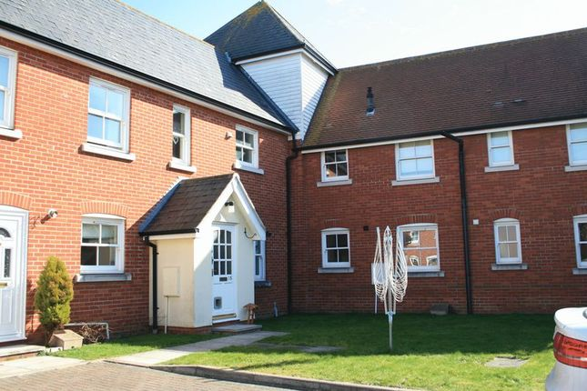 Thumbnail Town house to rent in Oyster Tank Road, Brightlingsea, Colchester