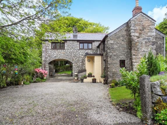 Thumbnail Detached house for sale in Blisland, Bodmin, Cornwall