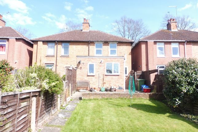 Thumbnail Semi-detached house for sale in All Saints Road, Warwick