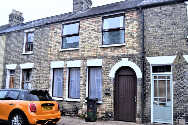Thumbnail Terraced house to rent in Gwydir Street, Cambridge