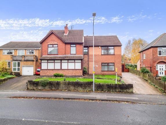 Thumbnail Detached house for sale in Arnot Hill Road, Arnold, Nottingham, Nottinghamshire