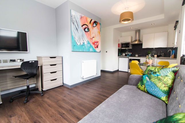 Thumbnail Flat to rent in Apartment 13, 83 Cardigan Lane, Headingley