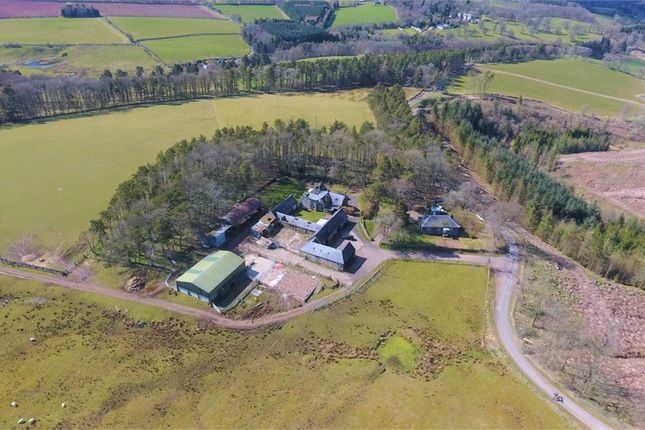Thumbnail Detached house for sale in Edgerston Tofts Farm, Jedburgh, Scottish Borders