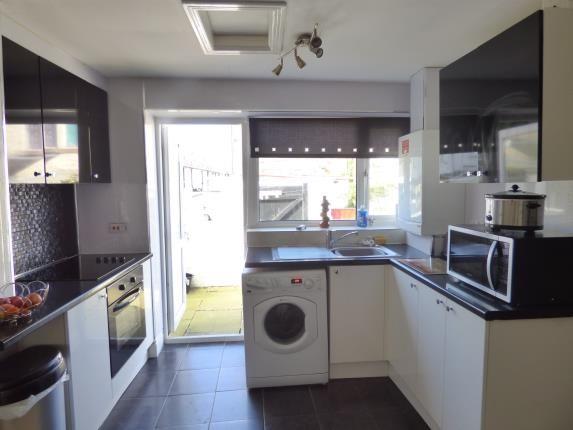Kitchen of Stroyan Street, Burnley, Lancashire BB10