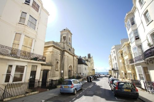 1 bed flat to rent in Waterloo St, Hove BN3
