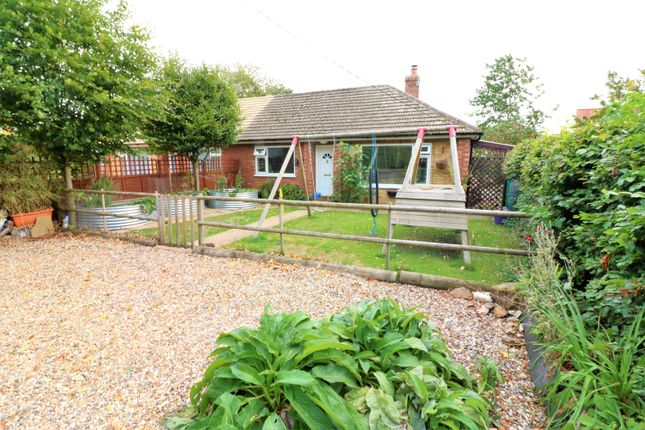 Thumbnail Semi-detached bungalow for sale in Station Lane, Thuxton