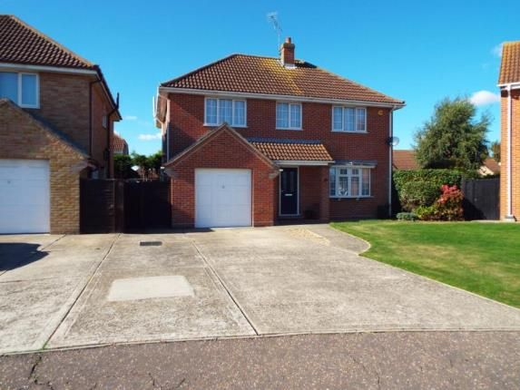 Thumbnail Detached house for sale in The Oaks, Frinton-On-Sea