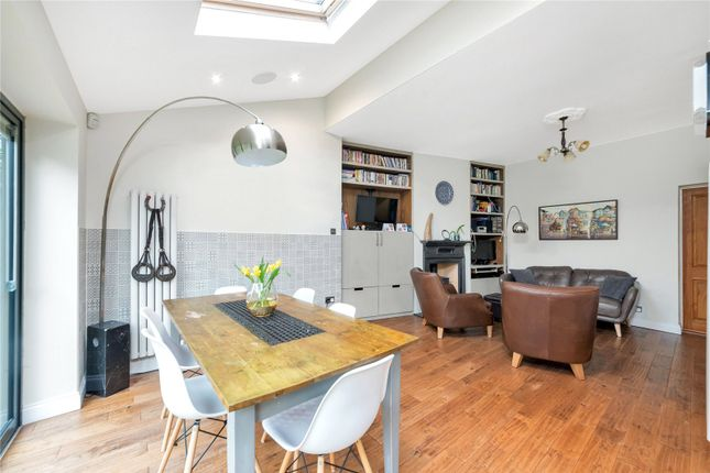 Thumbnail End terrace house to rent in Clifton Gardens, Chiswick, London