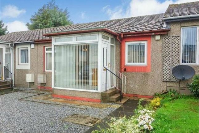 Thumbnail Terraced bungalow for sale in Bonnyview Place, Aberdeen